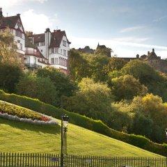 Апартаменты My-castle Apartments Эдинбург спортивное сооружение