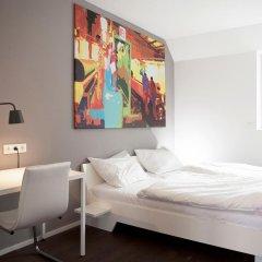 Апартаменты Prater Apartments комната для гостей