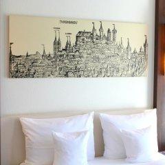 Best Western Hotel Nuernberg City West 3* Стандартный номер с различными типами кроватей фото 3