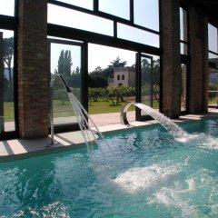 Отель Castello di Lispida Италия, Региональный парк Colli Euganei - отзывы, цены и фото номеров - забронировать отель Castello di Lispida онлайн бассейн