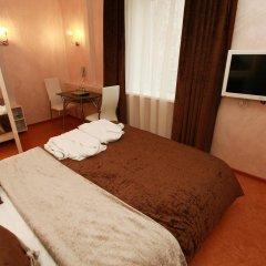 Гостиница Delight 3* Улучшенный номер с разными типами кроватей фото 2