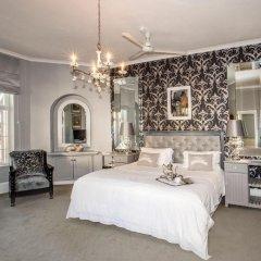 Отель The Villa Rosa Bed and Breakfast 4* Улучшенный номер с различными типами кроватей фото 3