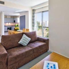 Отель Villa Doris Suites 4* Апартаменты разные типы кроватей фото 5