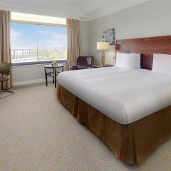 Отель London Hilton on Park Lane 5* Стандартный номер с различными типами кроватей фото 10
