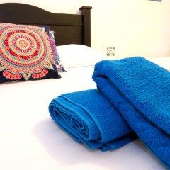 Отель Hostal Pajara Pinta Стандартный номер с различными типами кроватей
