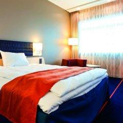 Radisson Blu Hotel, Trondheim Airport 4* Стандартный номер с различными типами кроватей фото 6