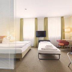 Hotel am Jakobsmarkt 3* Стандартный номер с двуспальной кроватью фото 4
