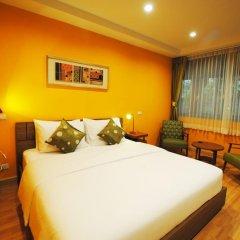 Отель Focal Local Bed and Breakfast 3* Номер Делюкс с двуспальной кроватью фото 5