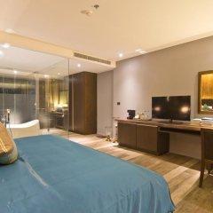 Отель Le Coral Hideaway Beyond Phuket 5* Стандартный номер разные типы кроватей фото 18