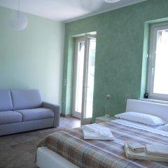 Отель B&B La Collina Dorata Озимо комната для гостей