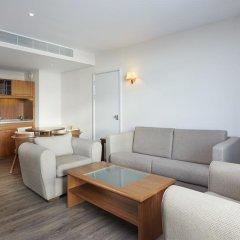 Отель DoubleTree By Hilton London Excel 4* Люкс с различными типами кроватей фото 4