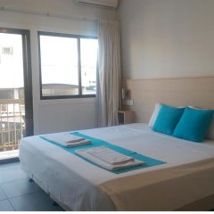 Отель Smartline Cleopatra Annex 3* Стандартный номер с различными типами кроватей