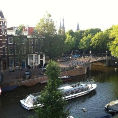 Отель Casa Nueva Нидерланды, Амстердам - отзывы, цены и фото номеров - забронировать отель Casa Nueva онлайн приотельная территория