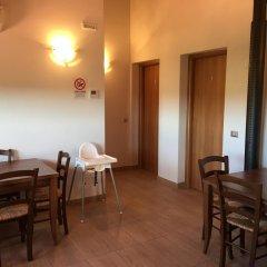 Отель Paglia&Fieno Риволи-Веронезе питание