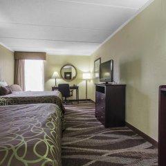 Отель Best Western Gastonia 2* Стандартный номер с 2 отдельными кроватями фото 3