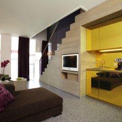 Отель abito Suites 3* Люкс с различными типами кроватей фото 6