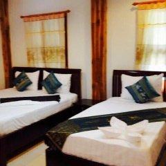 Отель Villa Oasis Luang Prabang 3* Стандартный номер с различными типами кроватей фото 2