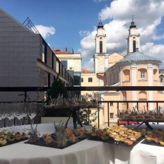 Отель Daugirdas Литва, Каунас - 2 отзыва об отеле, цены и фото номеров - забронировать отель Daugirdas онлайн питание фото 2