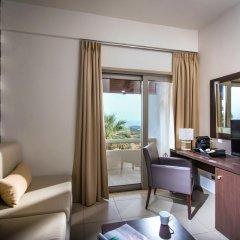 Отель Happy Cretan Suites Люкс с различными типами кроватей фото 10
