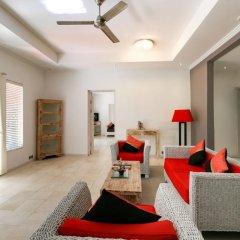 Отель Aleesha Villas 3* Представительский люкс с различными типами кроватей фото 2