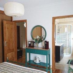 Отель Casa da Quinta do Paço Вилла с различными типами кроватей фото 32