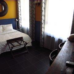 Отель Hôtel Monte Carlo 2* Стандартный номер с различными типами кроватей фото 10