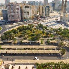 Отель Radisson Blu Resort, Sharjah фото 8