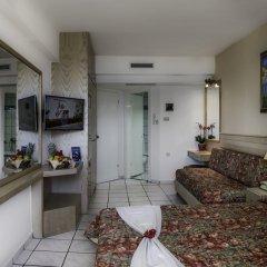 Tylissos Beach Hotel 4* Улучшенный номер с различными типами кроватей фото 2
