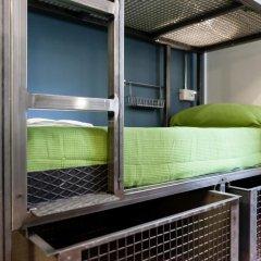 Отель Ostello Bello Grande Кровать в общем номере с двухъярусной кроватью фото 7