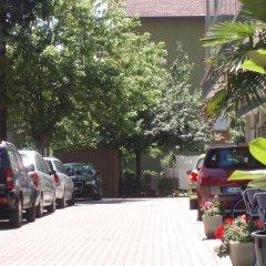 Hotel Como парковка