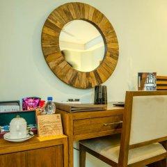 The Somerset Hotel 4* Улучшенный номер с различными типами кроватей фото 18