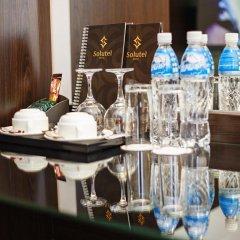 Отель Solutel Hotel Кыргызстан, Бишкек - 1 отзыв об отеле, цены и фото номеров - забронировать отель Solutel Hotel онлайн питание