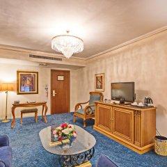 Отель Amman International 4* Люкс повышенной комфортности с различными типами кроватей фото 4