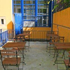 Alma Porto Hostel питание