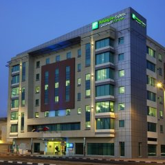 Отель Holiday Inn Express Dubai- Jumeirah 2* Стандартный номер фото 5