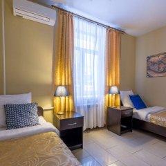 Гостиница Вечный Зов 3* Улучшенный номер с двуспальной кроватью фото 4