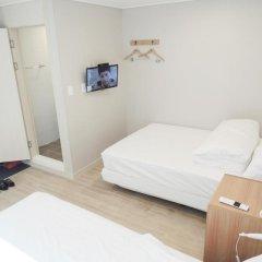 K-grand Hostel Myeongdong Стандартный семейный номер фото 2