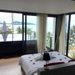 Sky Lantern Hotel 3* Студия с двуспальной кроватью фото 3