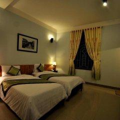 Отель Starfruit Homestay Hoi An 2* Стандартный номер с различными типами кроватей фото 7