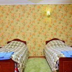 naDobu Hotel Poznyaki 2* Номер с общей ванной комнатой с различными типами кроватей (общая ванная комната) фото 10