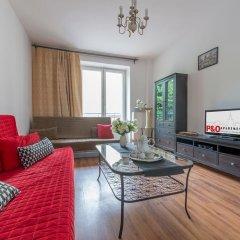 Отель P&O Plac Unii Lubelskiej Апартаменты с различными типами кроватей фото 2