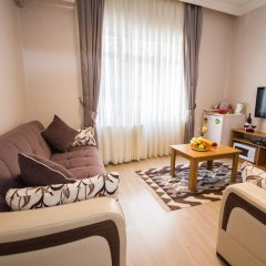 Апартаменты Feyza Apartments Апартаменты с различными типами кроватей фото 4