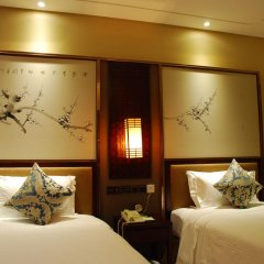 Guangdong Hotel 3* Номер Делюкс с 2 отдельными кроватями фото 12