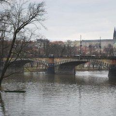 Апартаменты Apartment Pstrossova Прага приотельная территория