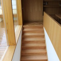 Отель Groove-Wood Loft сауна