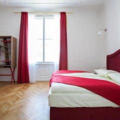 Hotel Pension Museum 3* Стандартный номер с двуспальной кроватью фото 6