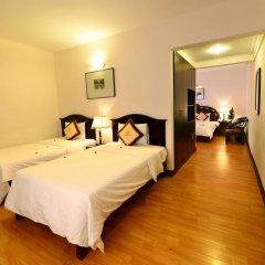 Century Riverside Hotel Hue 4* Семейный номер Делюкс с двуспальной кроватью фото 6