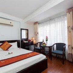 Hanoi Rendezvous Boutique Hotel 3* Номер Делюкс с различными типами кроватей фото 2
