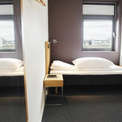 Отель Smarthotel Forus Норвегия, Санднес - отзывы, цены и фото номеров - забронировать отель Smarthotel Forus онлайн комната для гостей фото 4