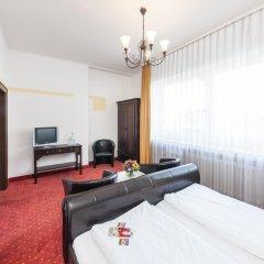 Hotel an der Oper Duesseldorf 3* Стандартный номер с различными типами кроватей фото 4